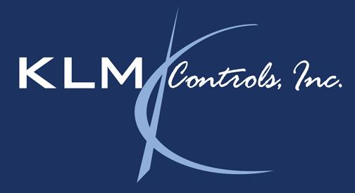 KLM Controls Retina Logo